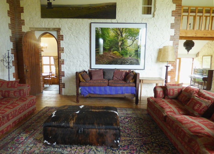 Field Barn House and Cottage | Sitting room