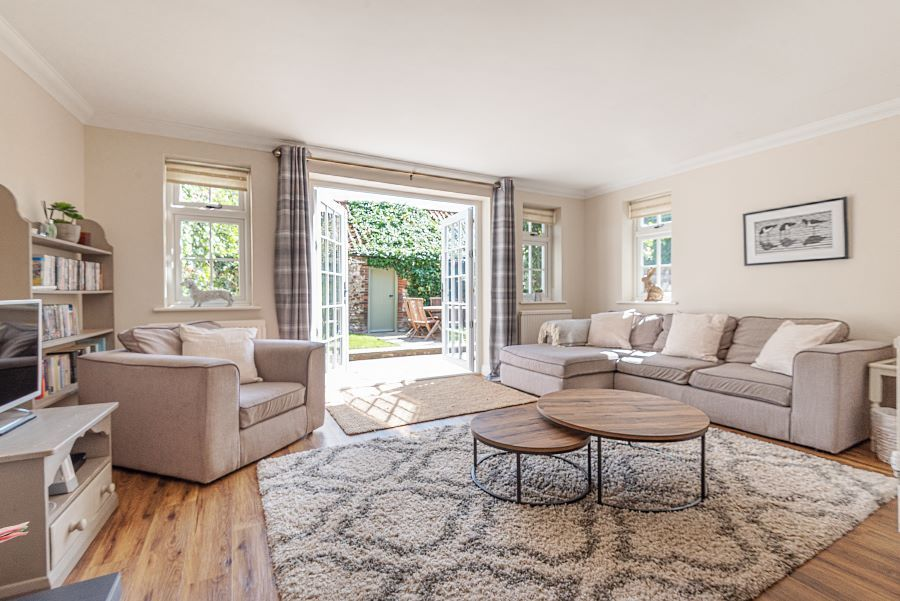 Duffields House | Sitting room