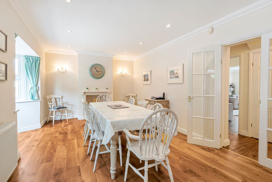 Duffields House | Dining area