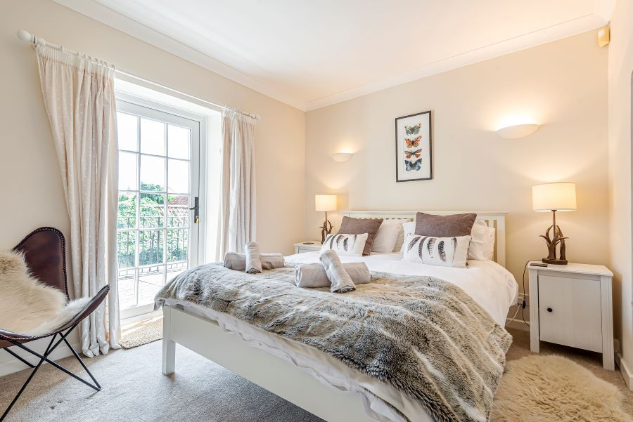 Duffields House | Bedroom 1