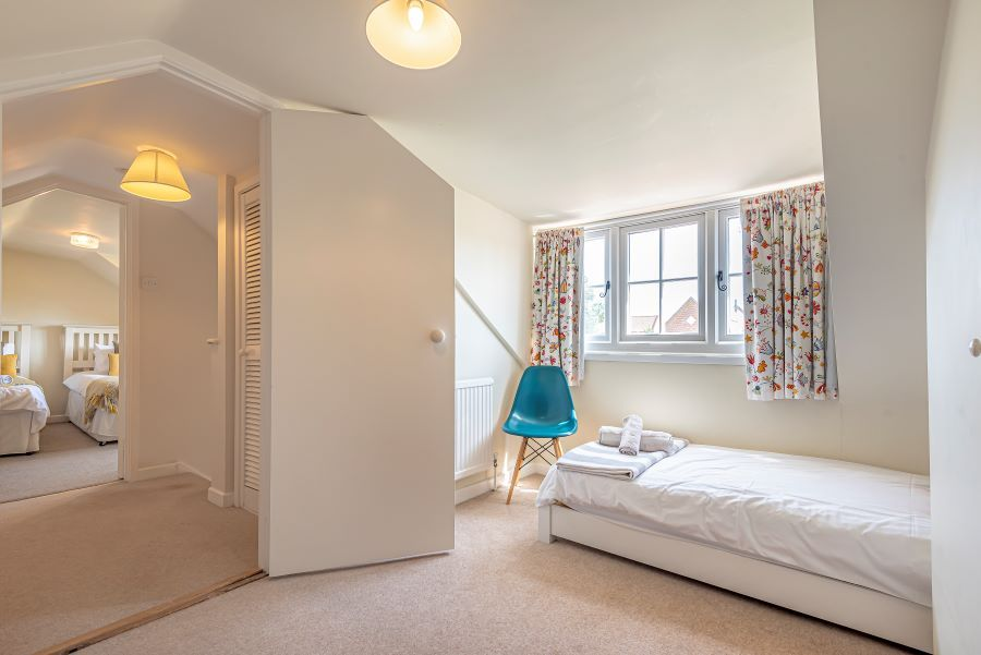 Duffields House | Bedroom 4