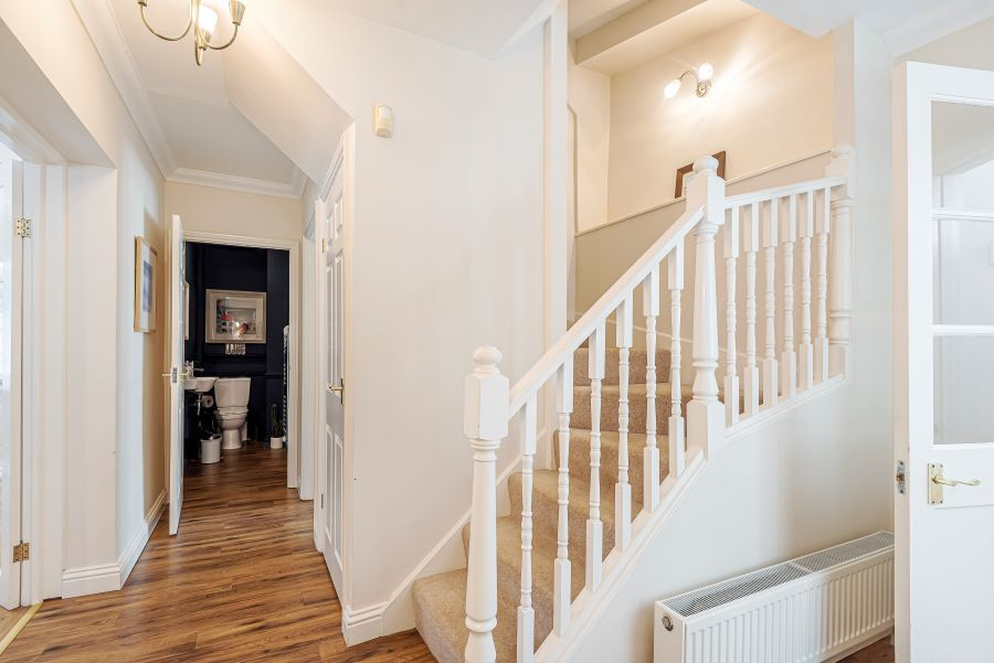 Duffields House | Stairs