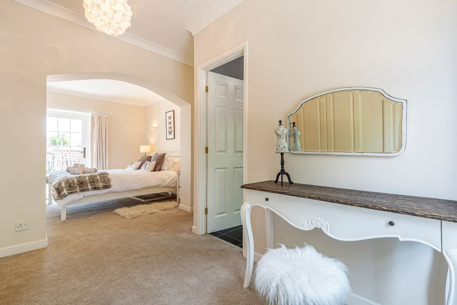 Duffields House | Dressing area