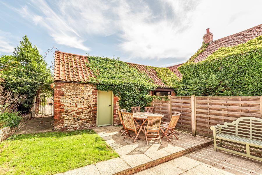 Duffields House | Garden