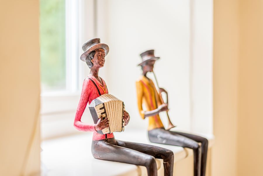 Duffields House | Music men
