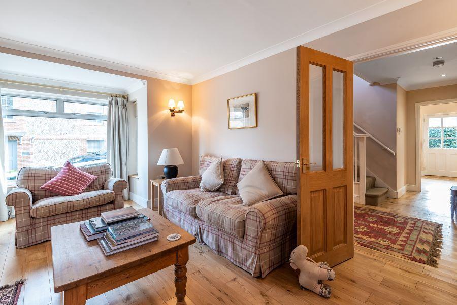 Hart's House | Sitting area