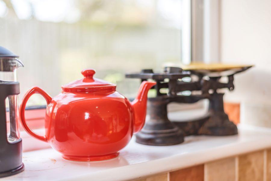 Hart's House | Teapot