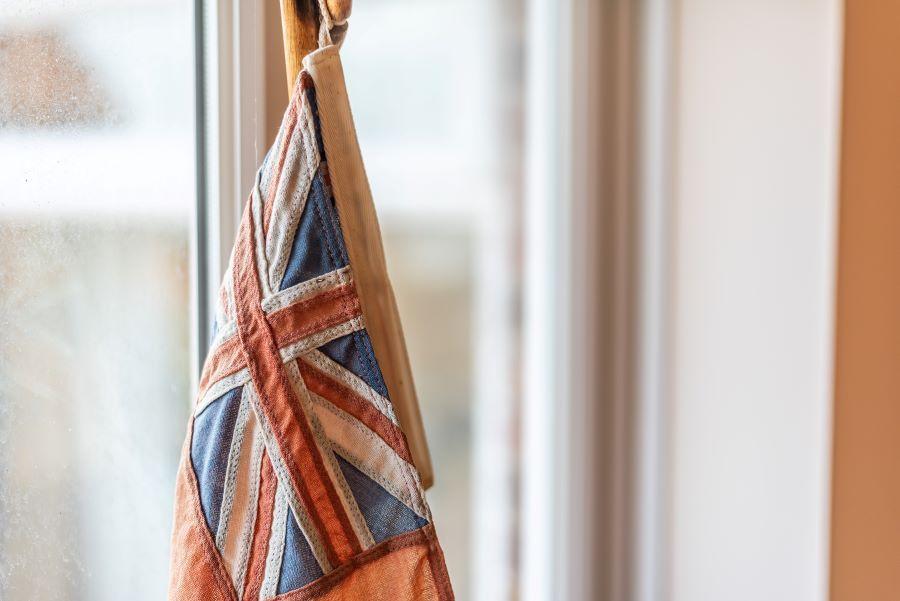 Hart's House | Flag