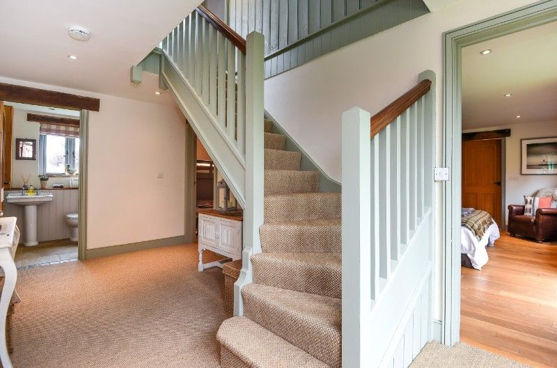 The Paddock, 2 Bedrooms | Staircase
