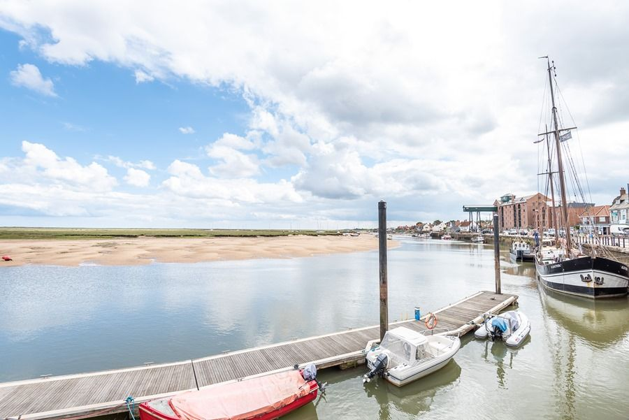 Bailey Wick Cottage | Wells quay