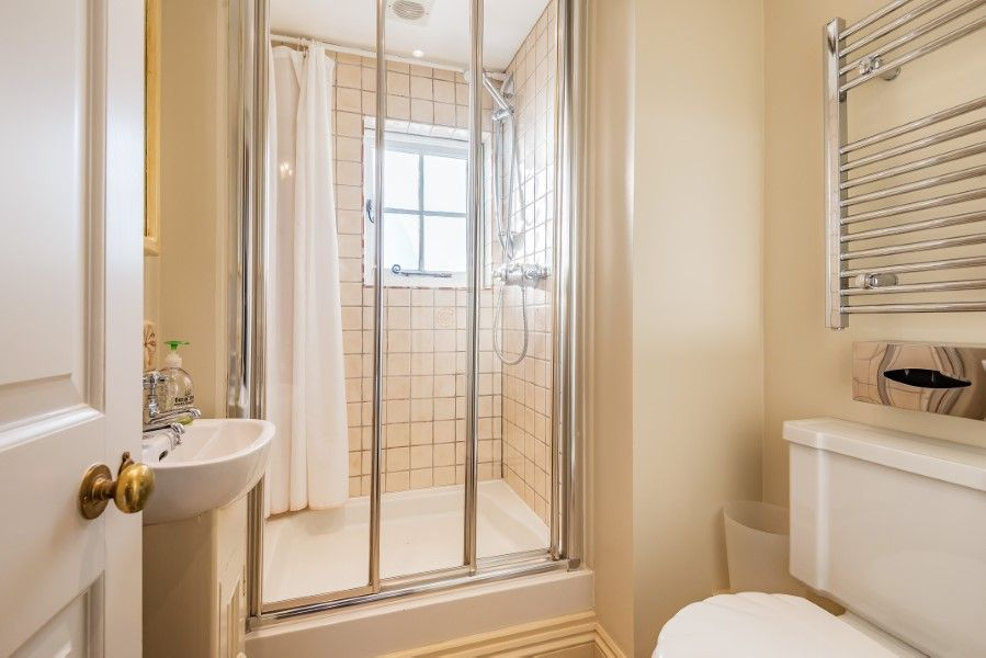 The House on the Green | Shower room