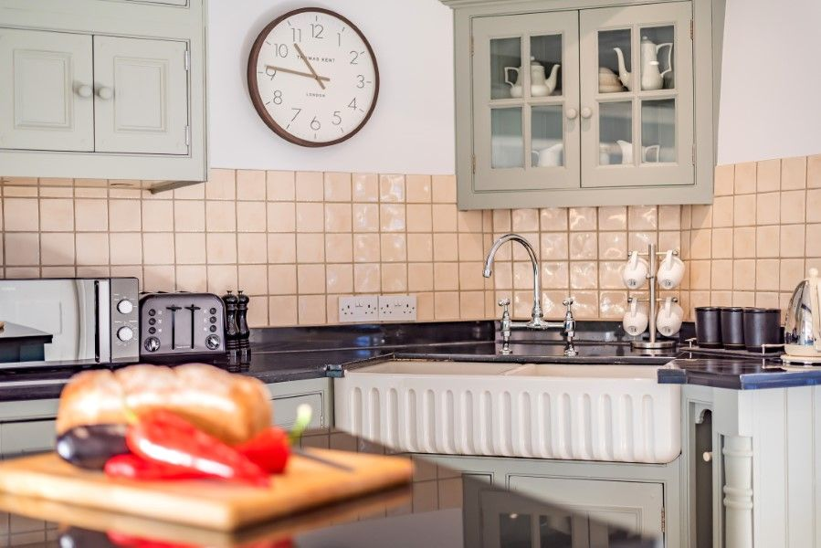 The House on the Green | Kitchen