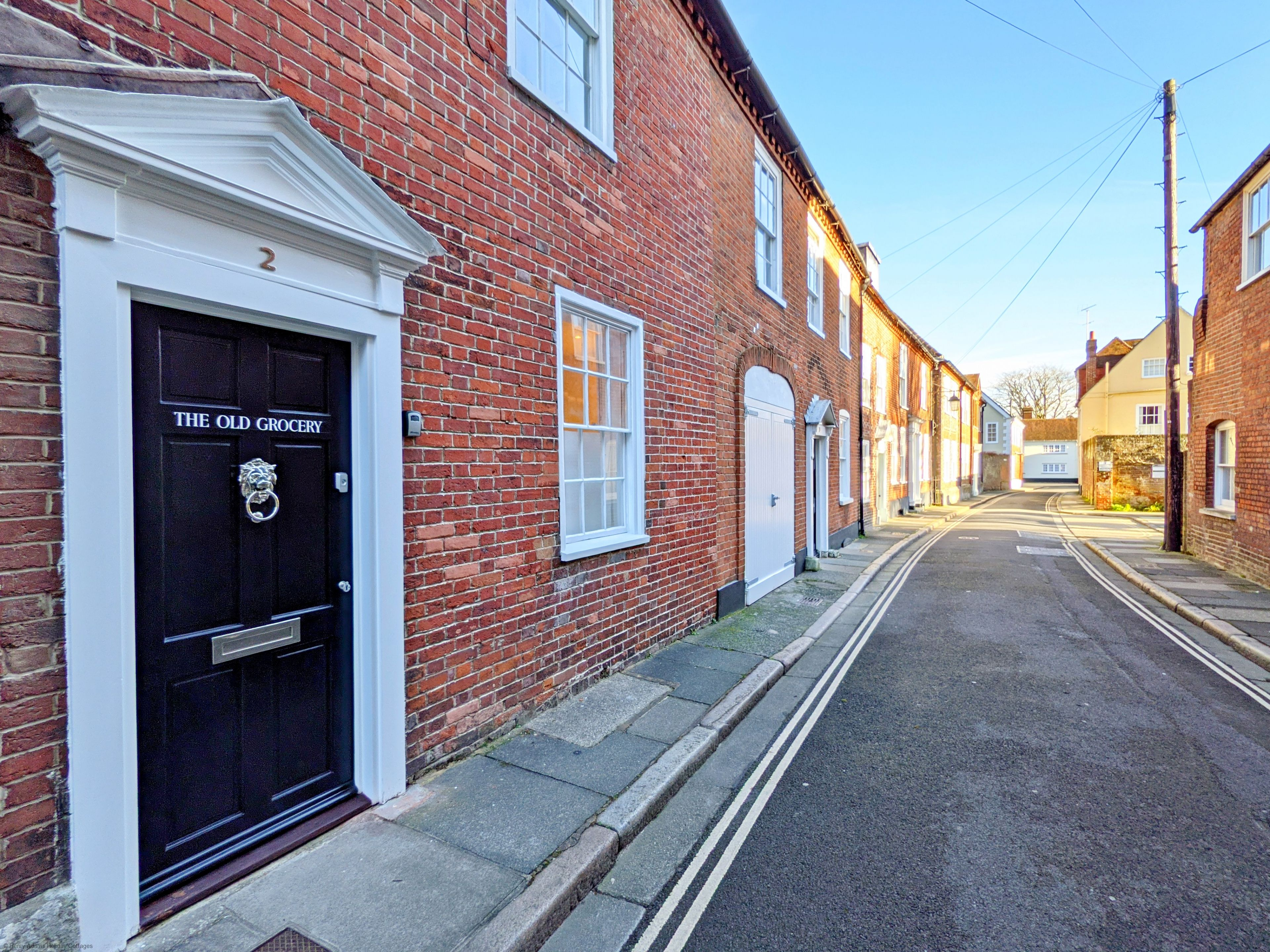 The Old Grocery , Chichester
