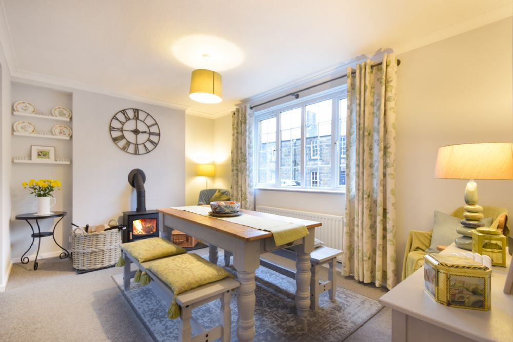 """We had a wonderful stay - the cottage is a """"home from home"""", exceptionally comfortable, and very well equipped."""