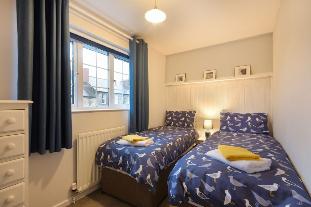 Bedroom 2 as Twin Beds