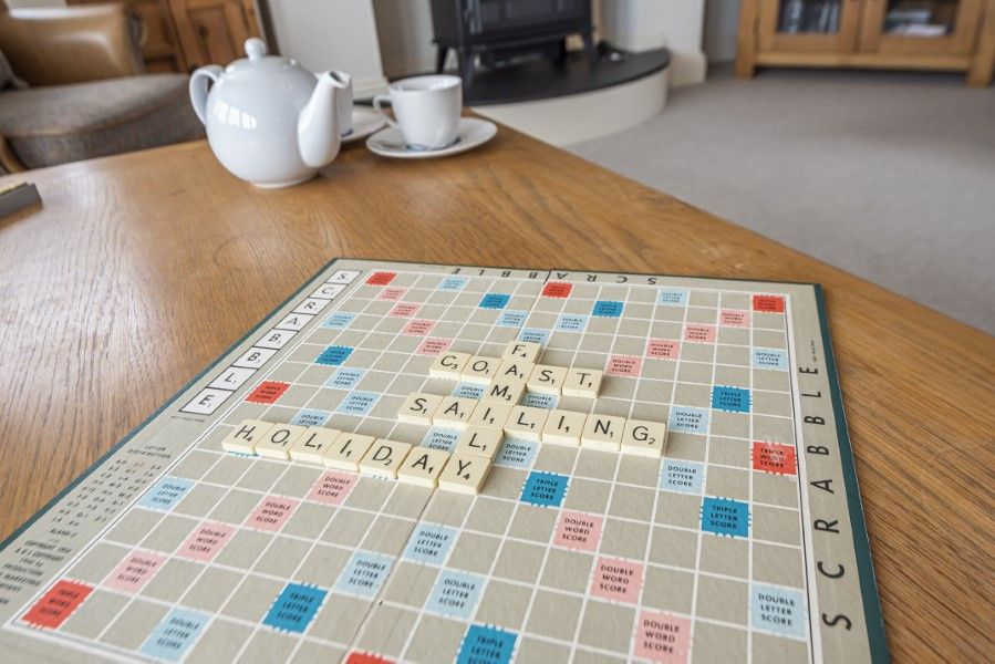 Commodores House 5 bedrooms | Scrabble!