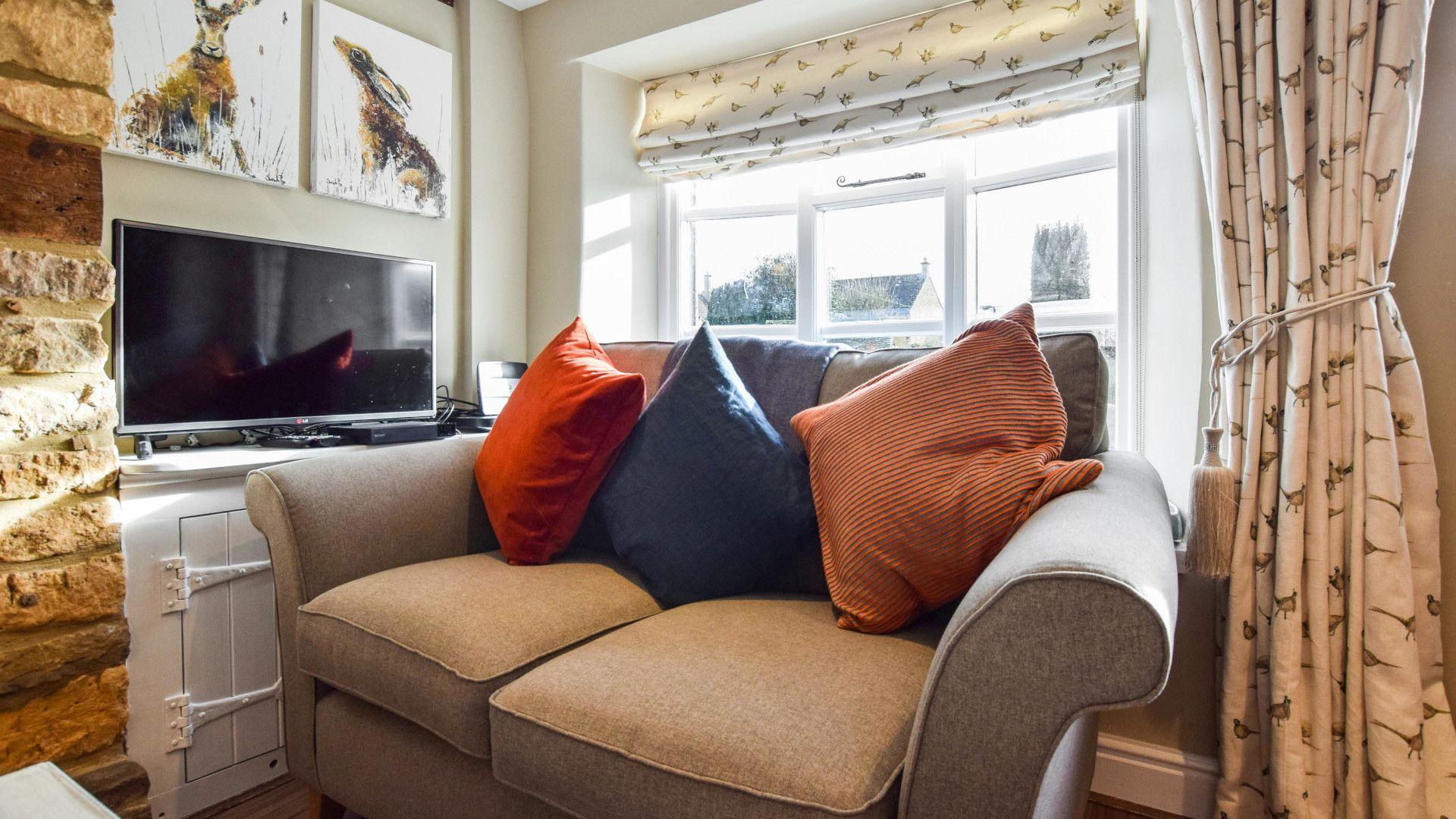 Living Room, Appletree Cottage, Bolthole Retreats