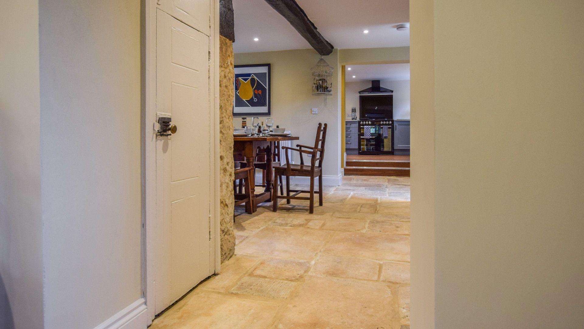 Hallway, Archers at Sudeley Castle, Bolthole Retreats