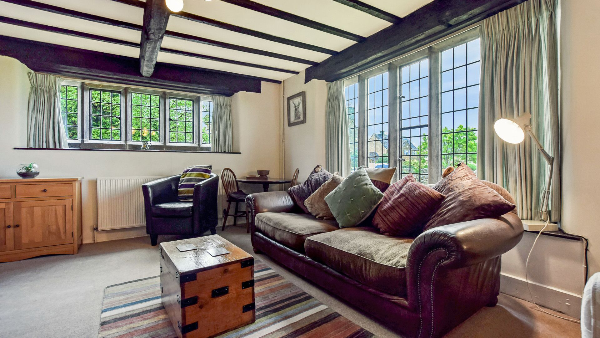 Living Room, Barndown, Bolthole Retreats