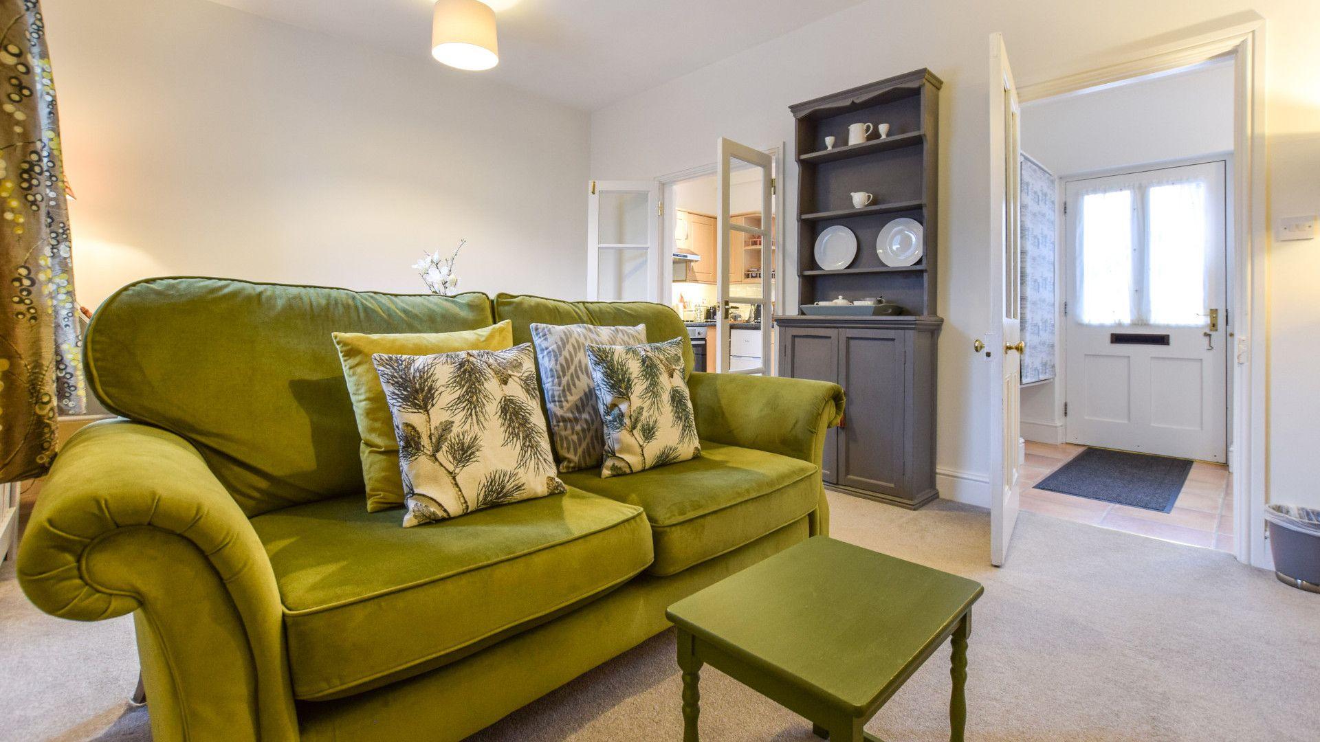 Living Room, Bishop's, Bolthole Retreat