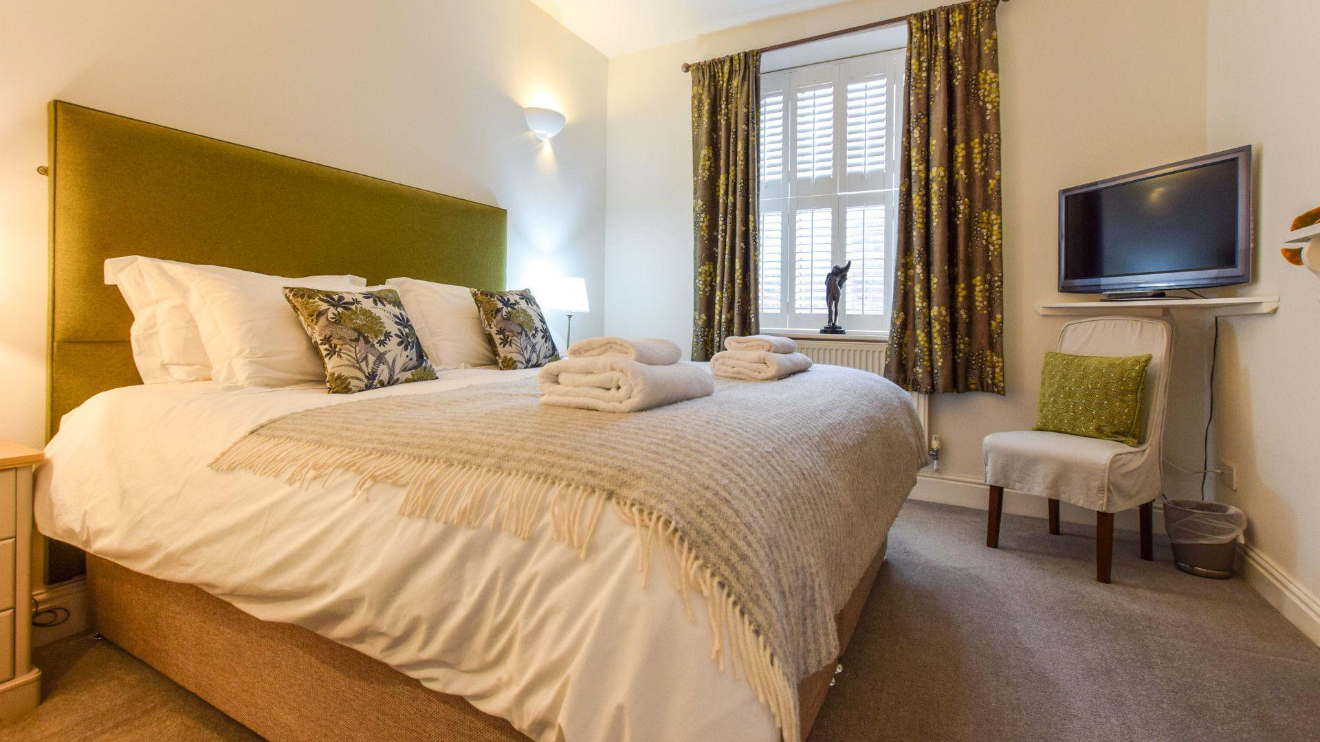 Bedroom, Bishop's, Bolthole Retreats