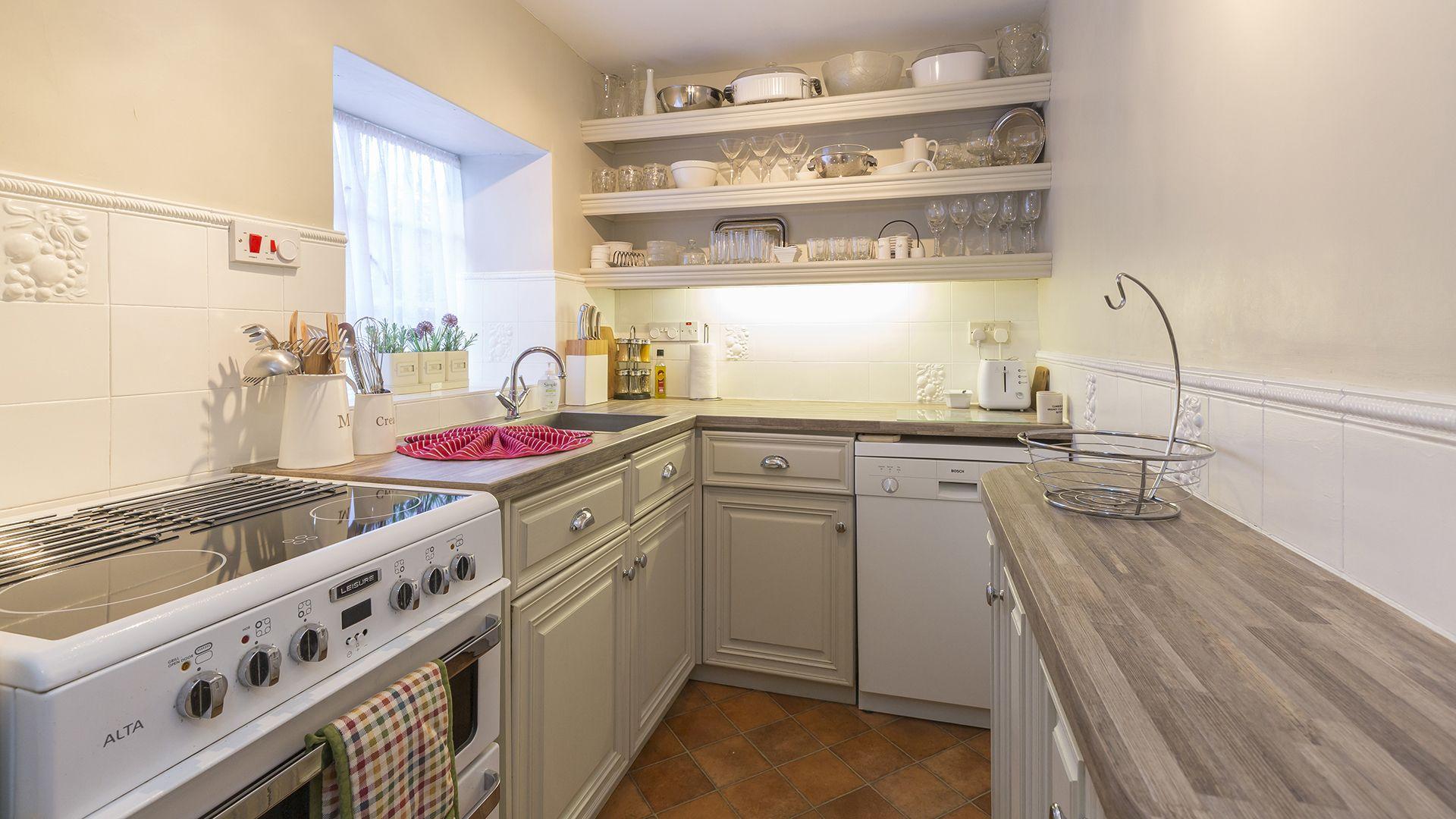 Kitchen, Box Cottage, Bolthole Retreats