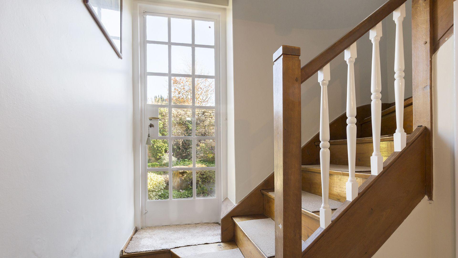 Staircase, Box Cottage, Bolthole Retreats