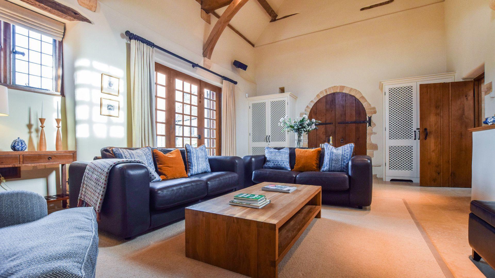 Sitting Room, The Coach House, Bolthole Retreats