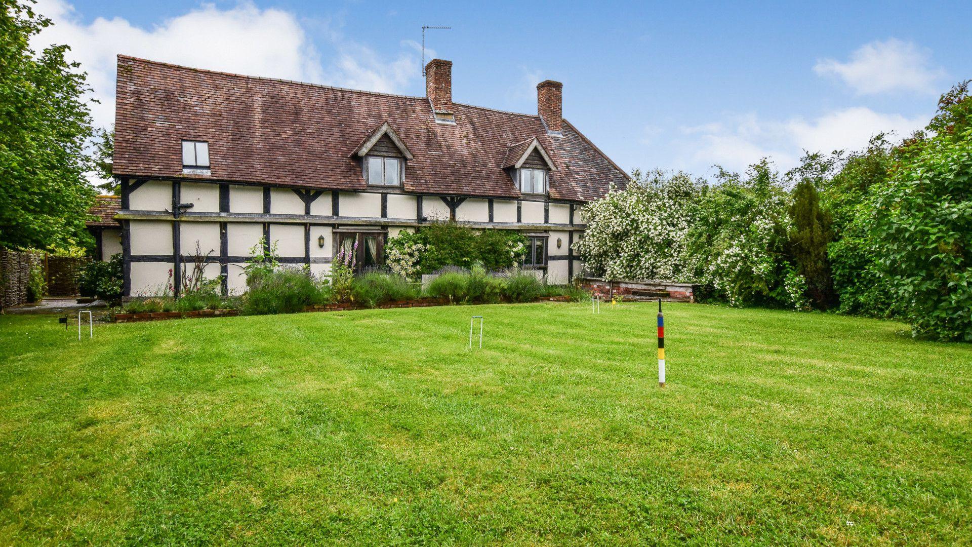 Rear garden, Cyder Press House, Bolthole Retreats