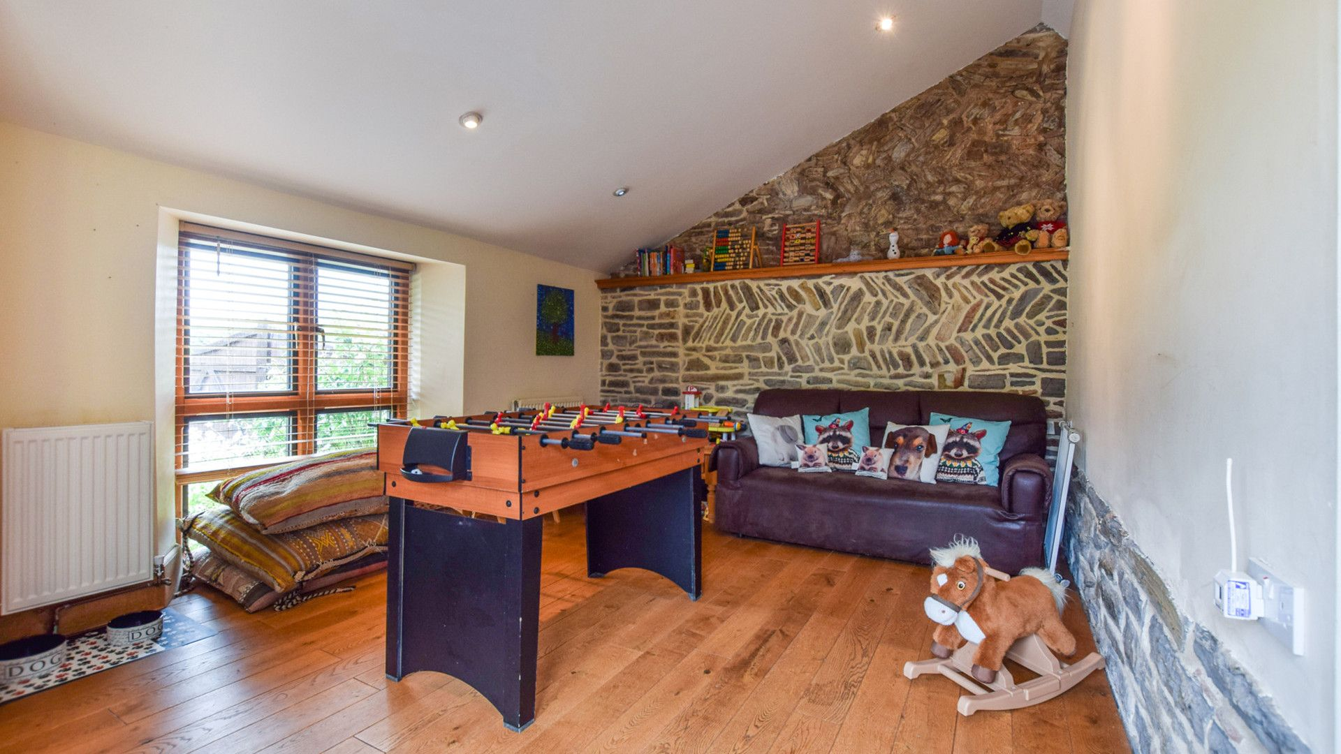 Playroom, Cyder Press House, Bolthole Retreats