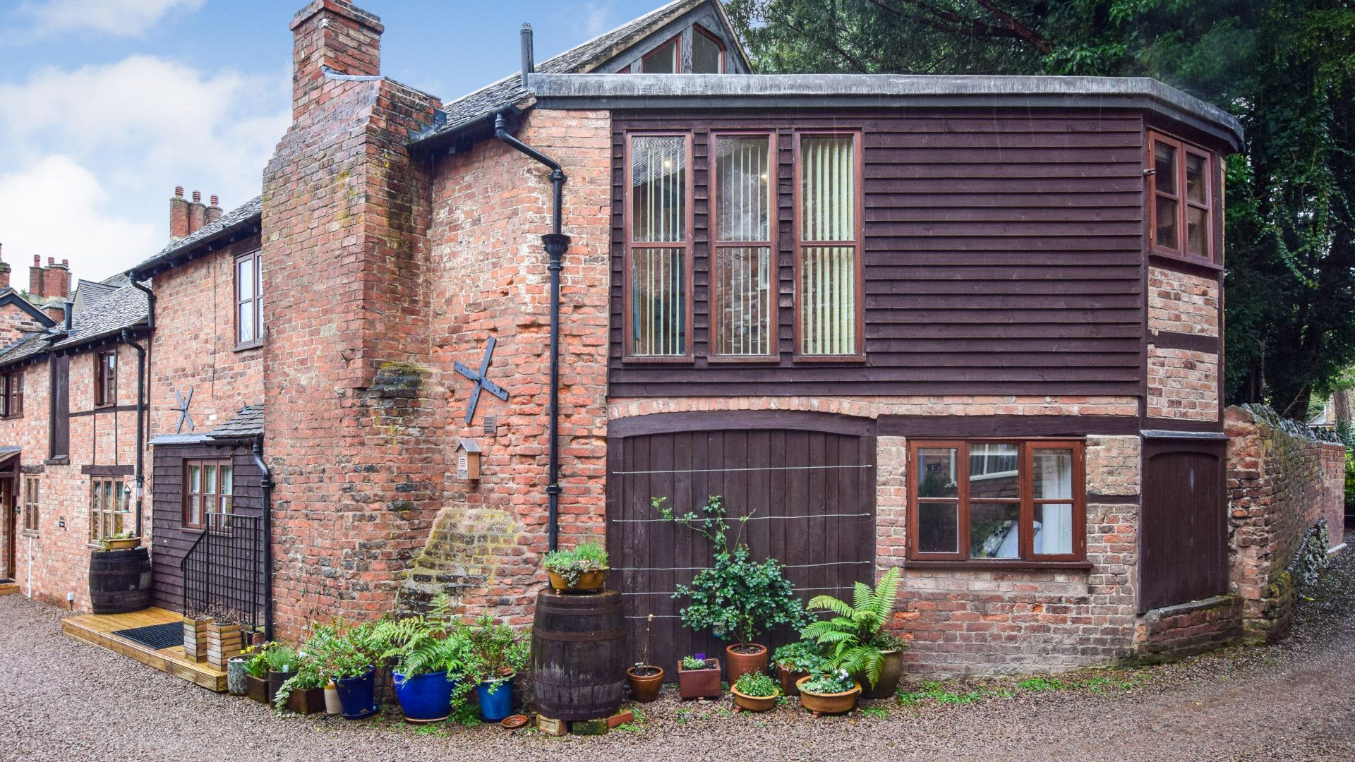 Drying House, Bolthole Retreats