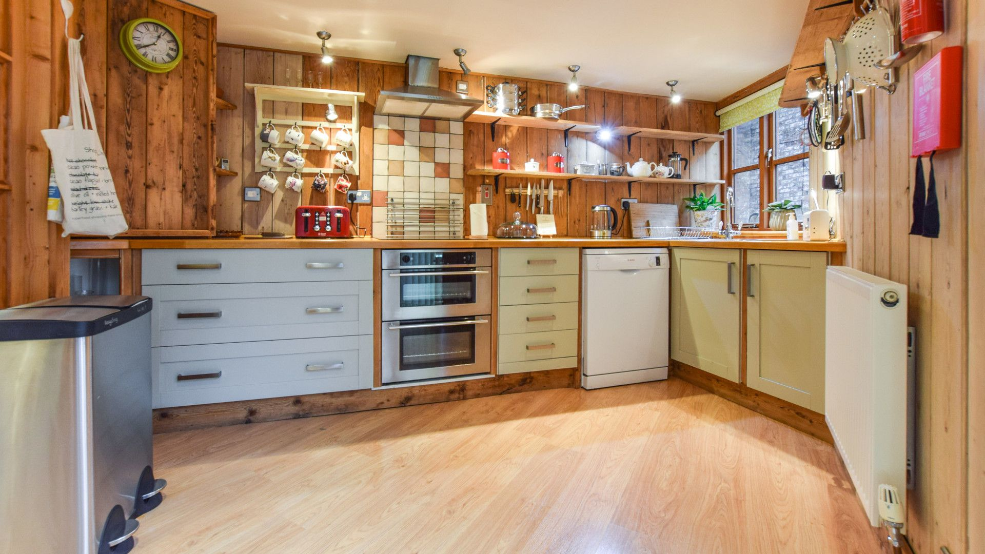 Kitchen, Drying House, Bolthole Retreats