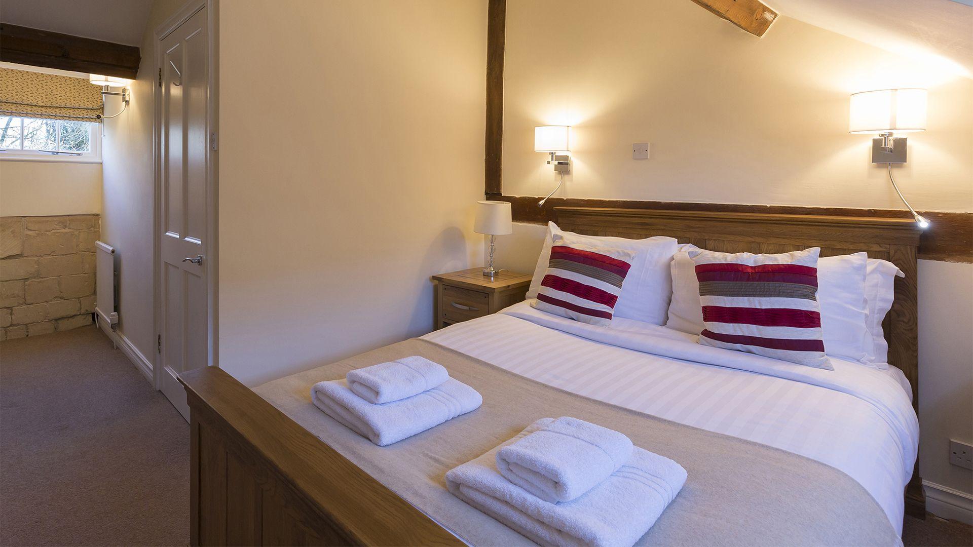 Bedroom 1, Charles I at Sudeley Castle, Bolthole Retreats