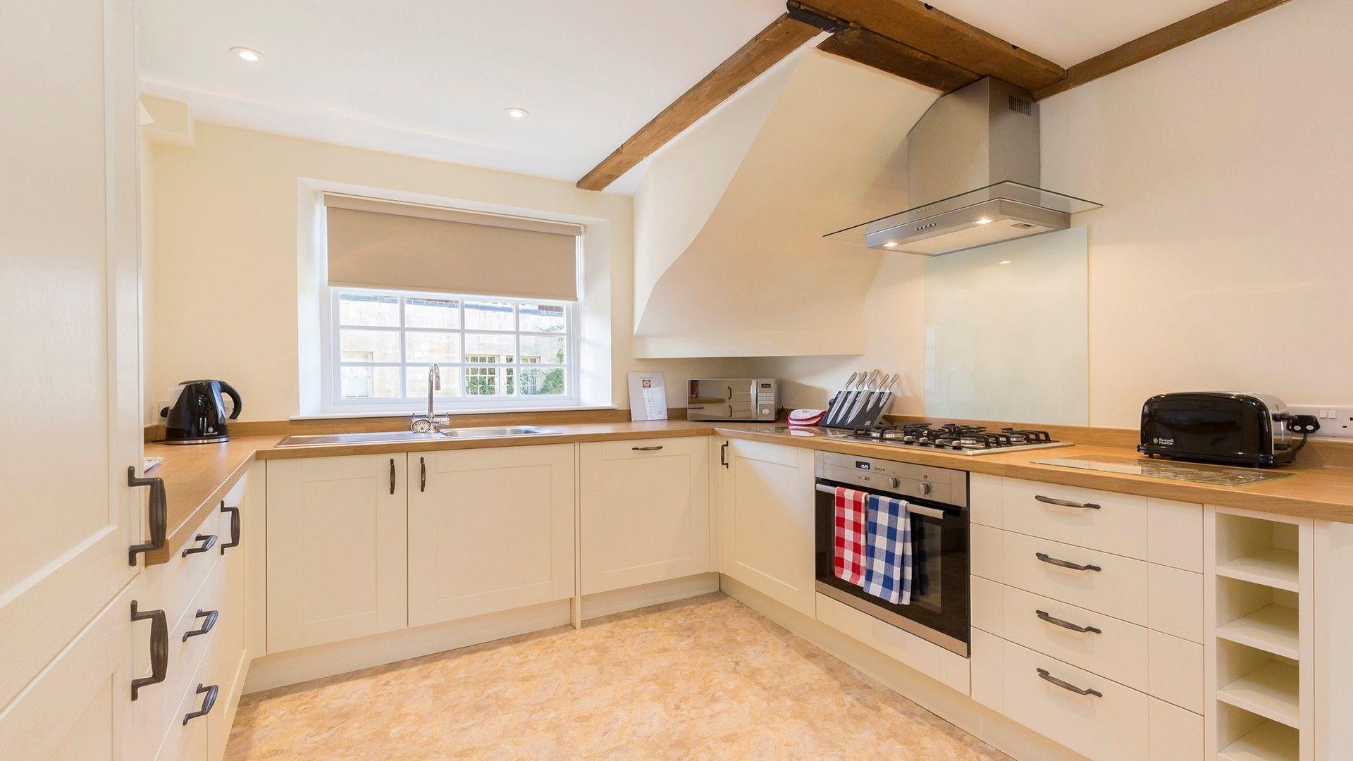 Kitchen, George III, Bolthole Retreats