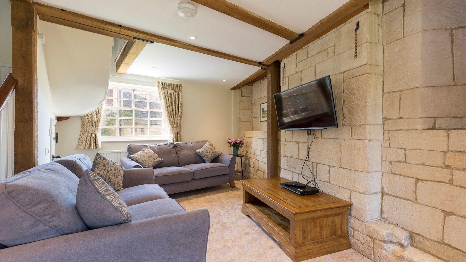 Living area, George III, Bolthole Retreats