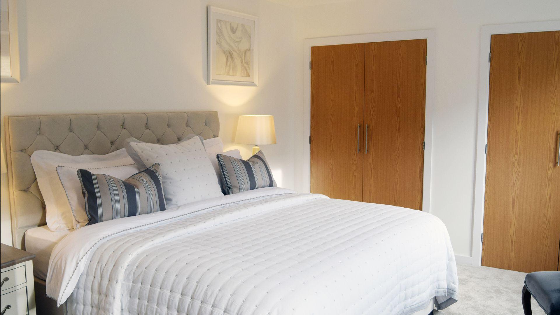 Bedroom 2, Hawthorn Cottage, Bolthole Retreats
