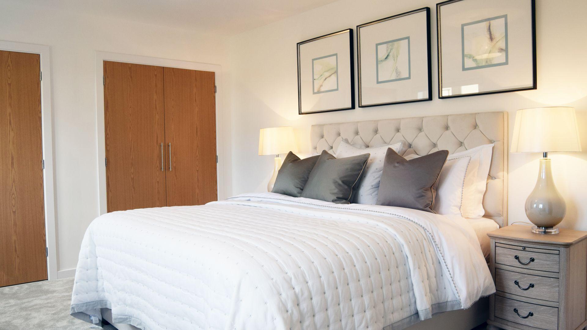 Bedroom 1, Hawthorn Cottage, Bolthole Retreats
