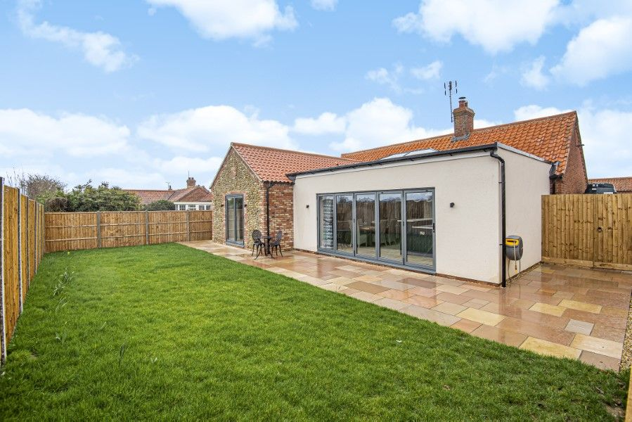 Olive's Cottage | Rear garden