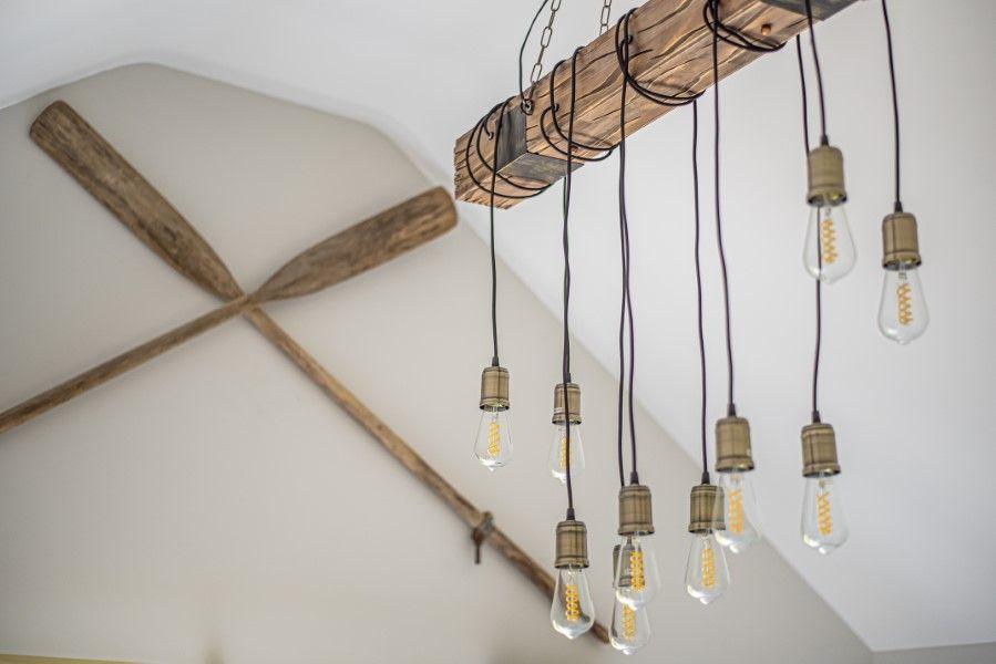 Olive's Cottage | Bedroom 1 lights