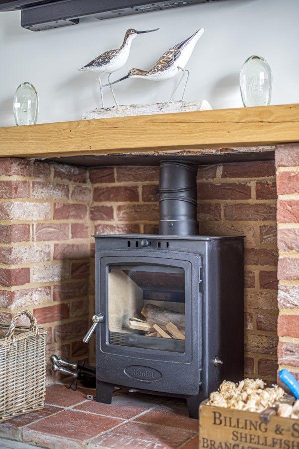 Olive's Cottage | Woodburner
