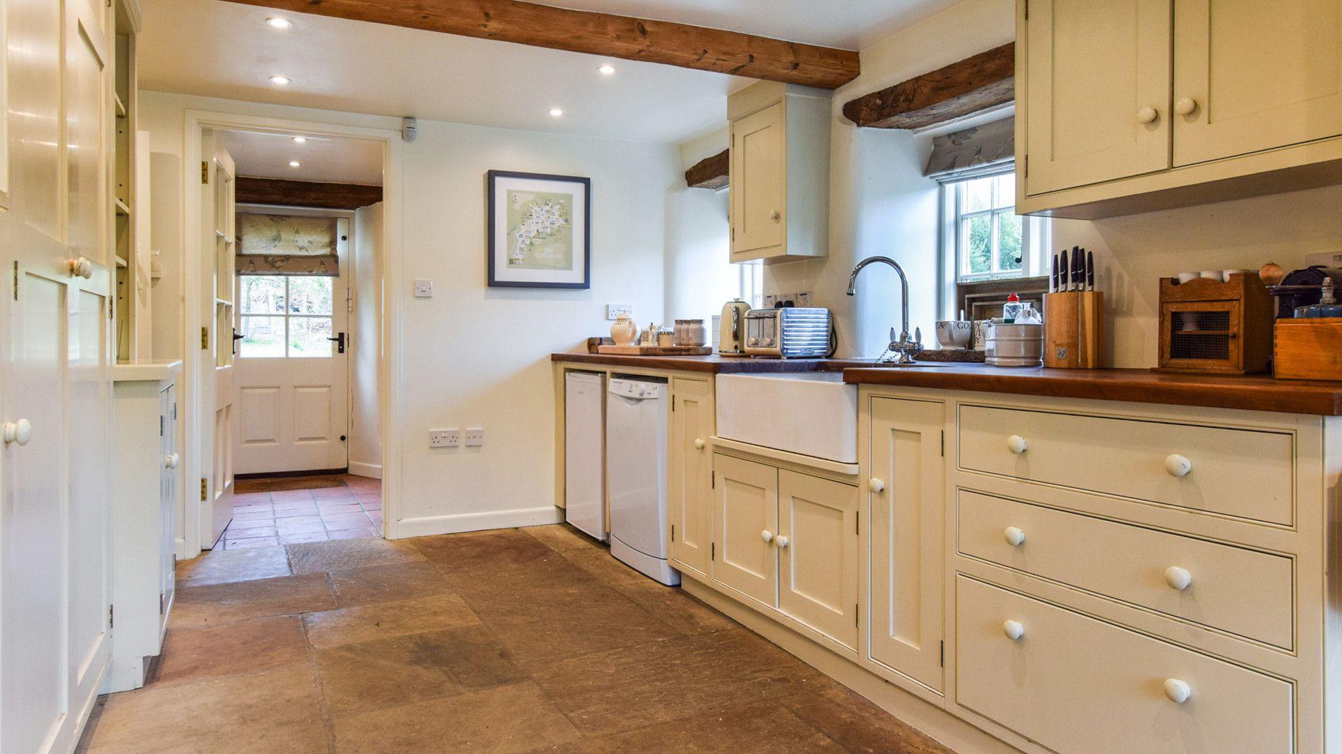 Kitchen, Holly Cottage, Bolthole Retreats