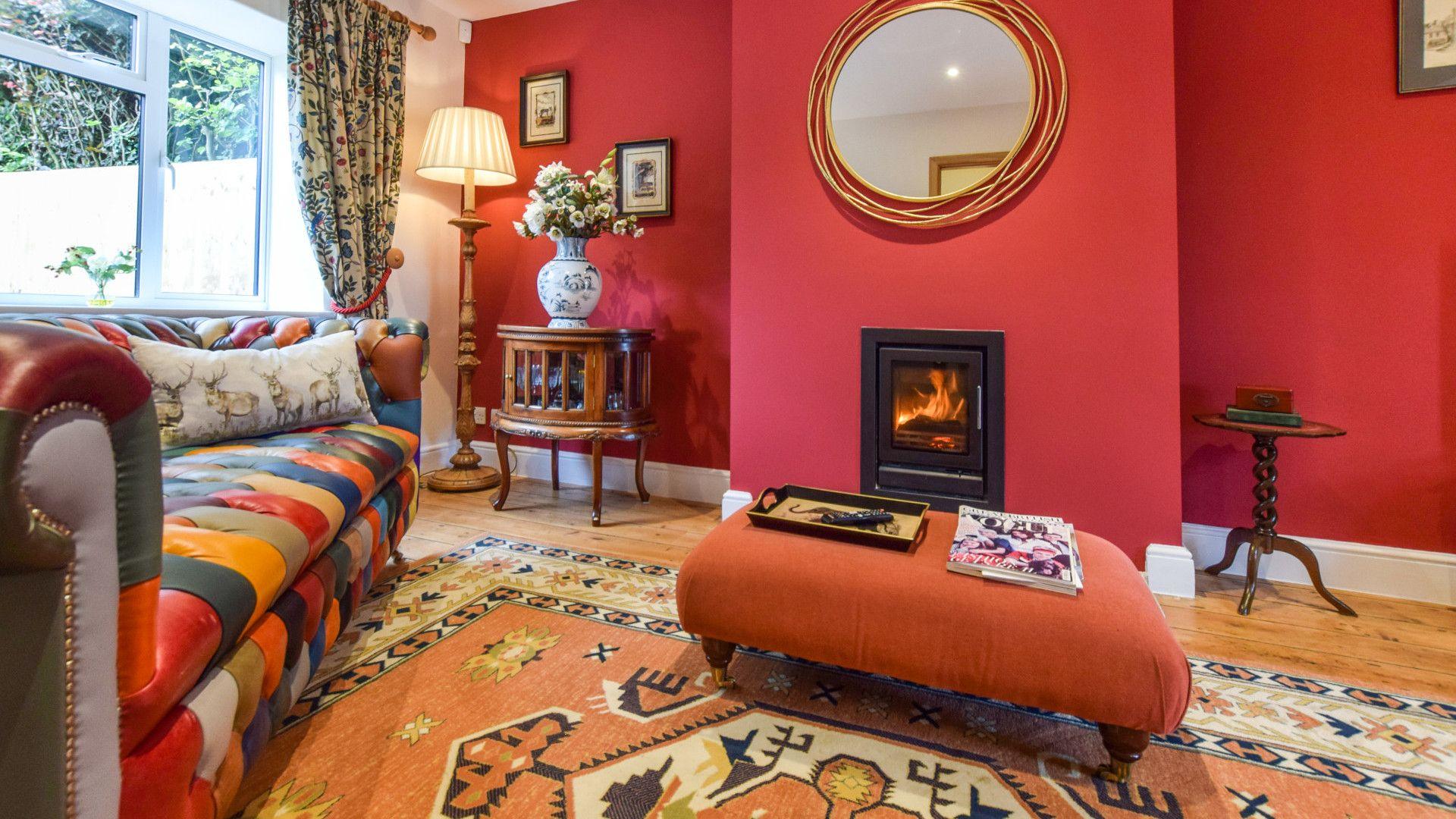 The Snug, Hyde Tyning Cottage, Bolthole Retreats