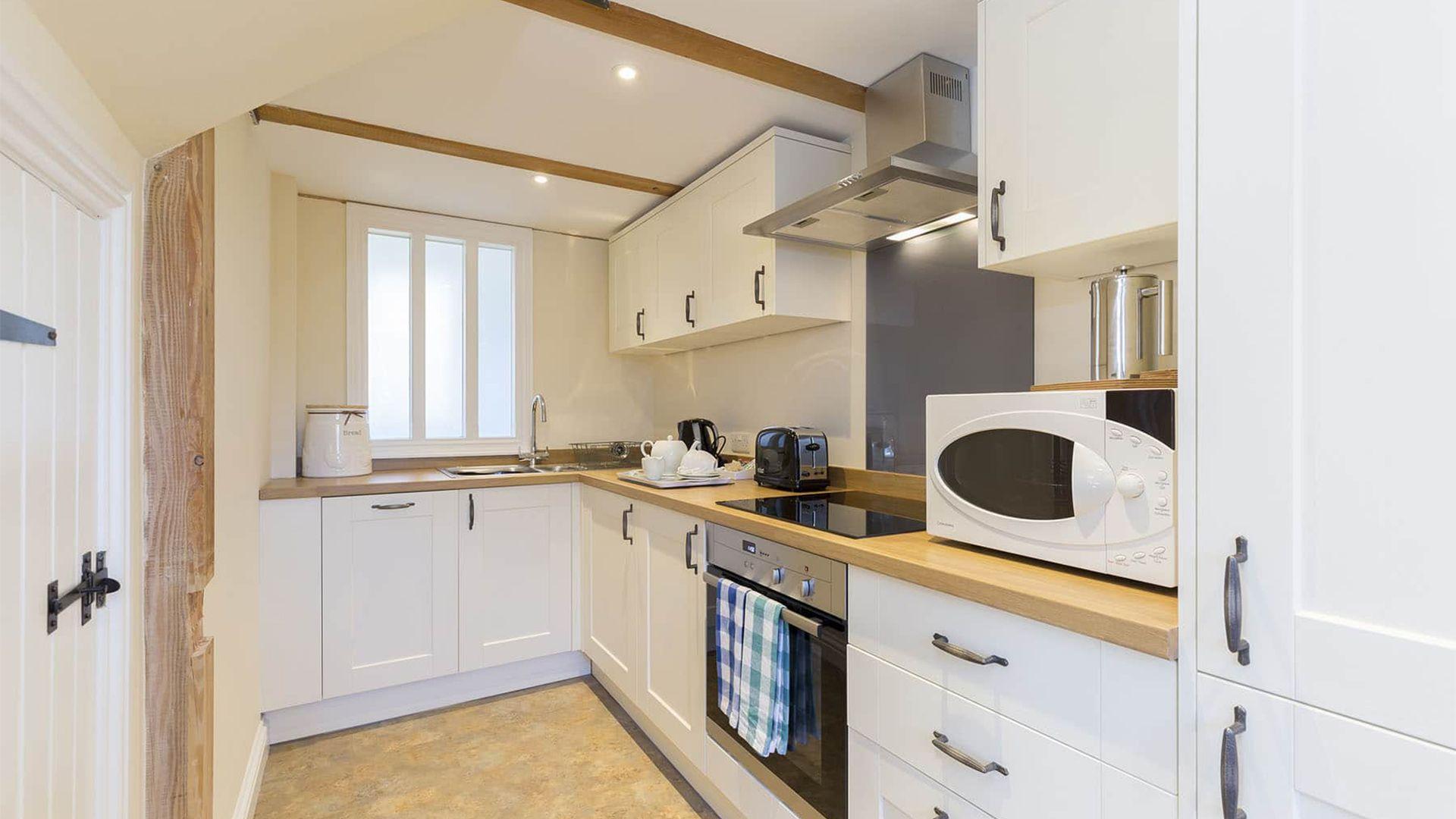 Kitchen, St Kenelm at Sudeley Castle, Bolthole Retreats