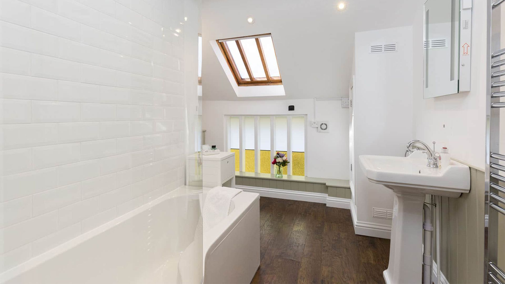 Bathroom, St Kenelm at Sudeley Castle, Bolthole Retreats