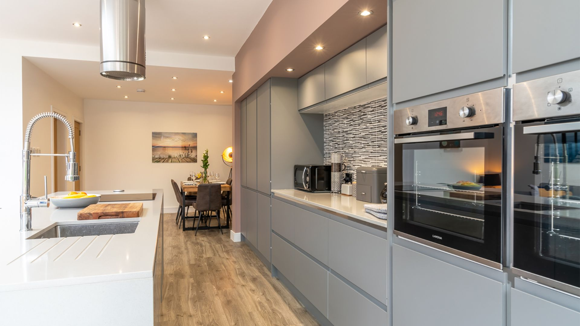Kitchen, 33 Percy Street, Bolthole Retreats