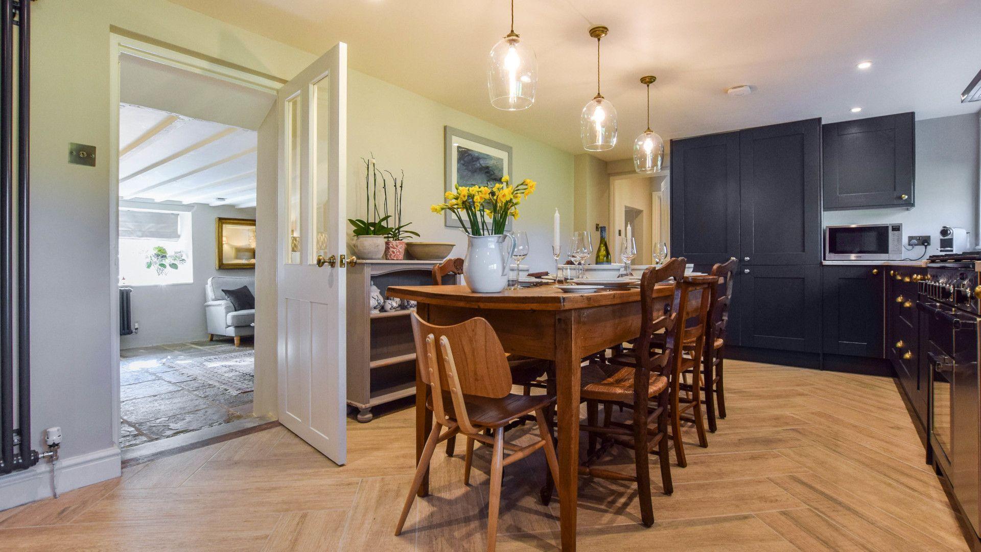 Kitchen, Lovell Cottage, Bolthole Retreats