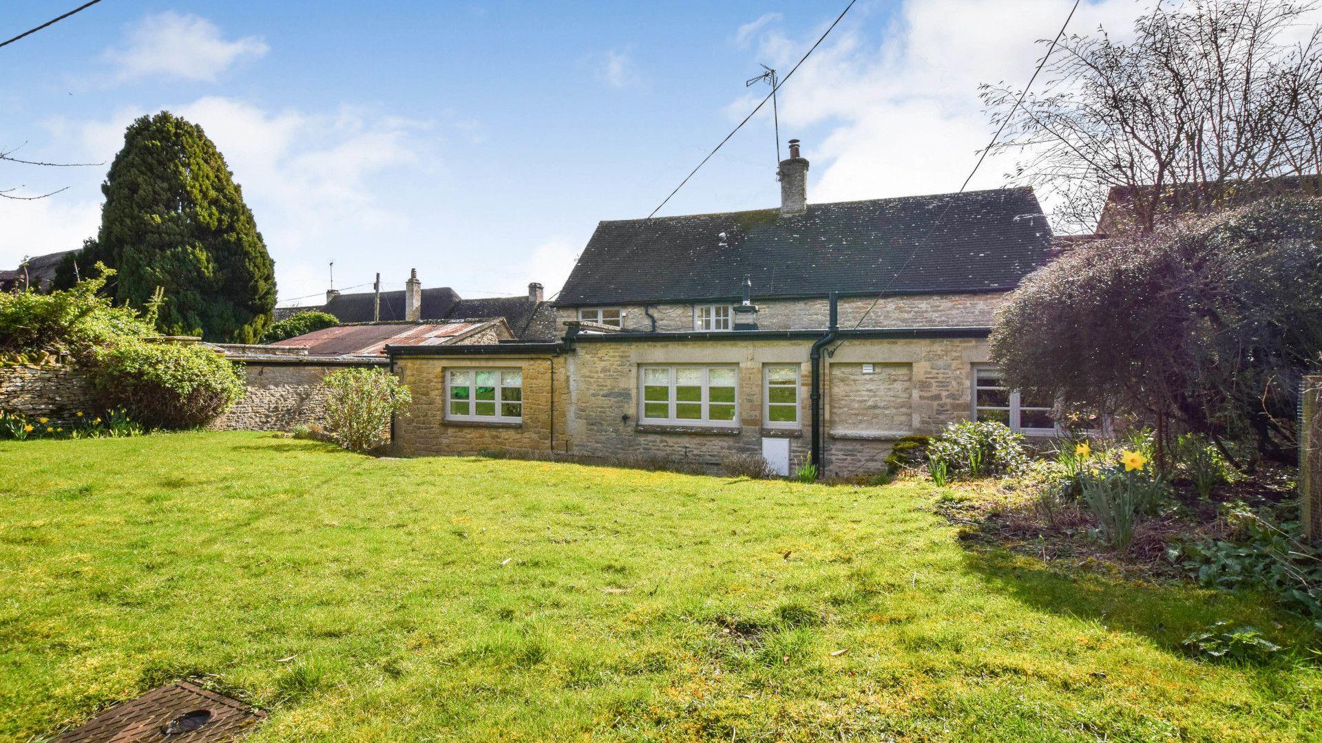 Rear garden, Lovell Cottage, Bolthole Retreats