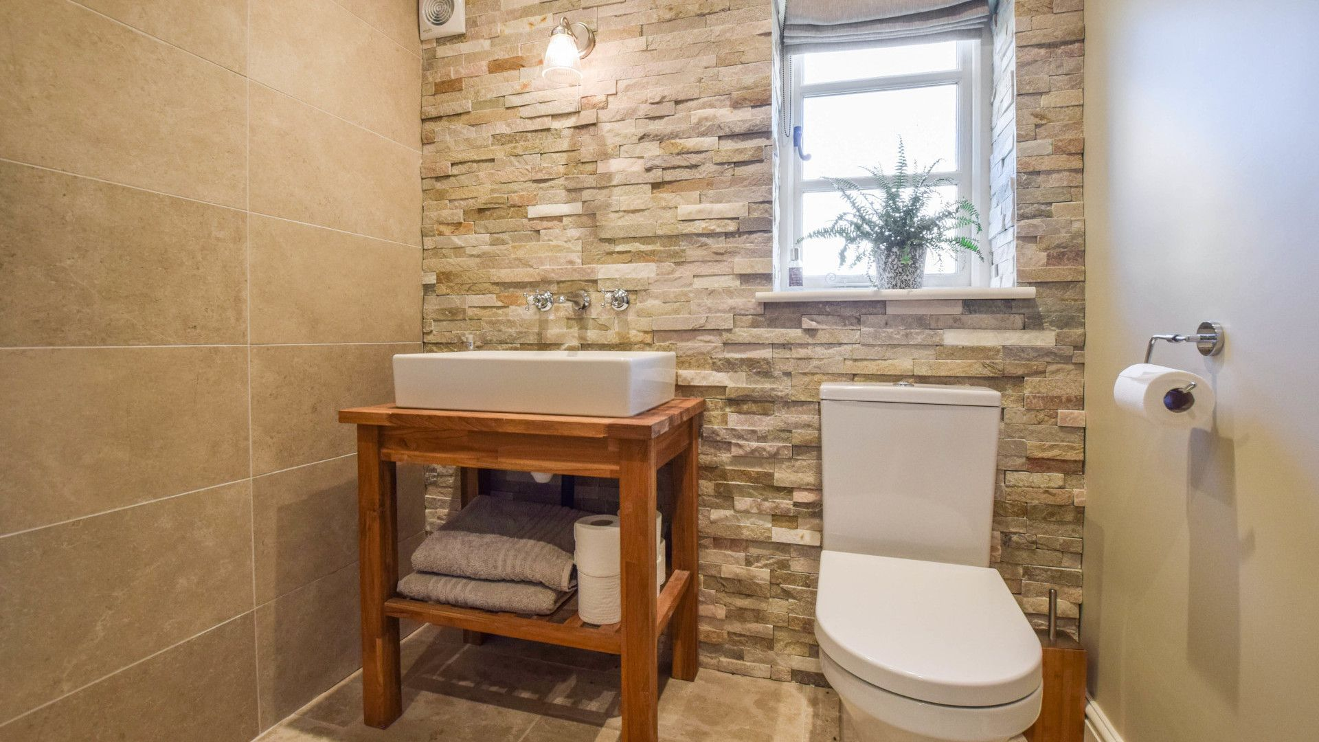 Downstairs shower room, Lovell Cottage, Bolthole Retreats