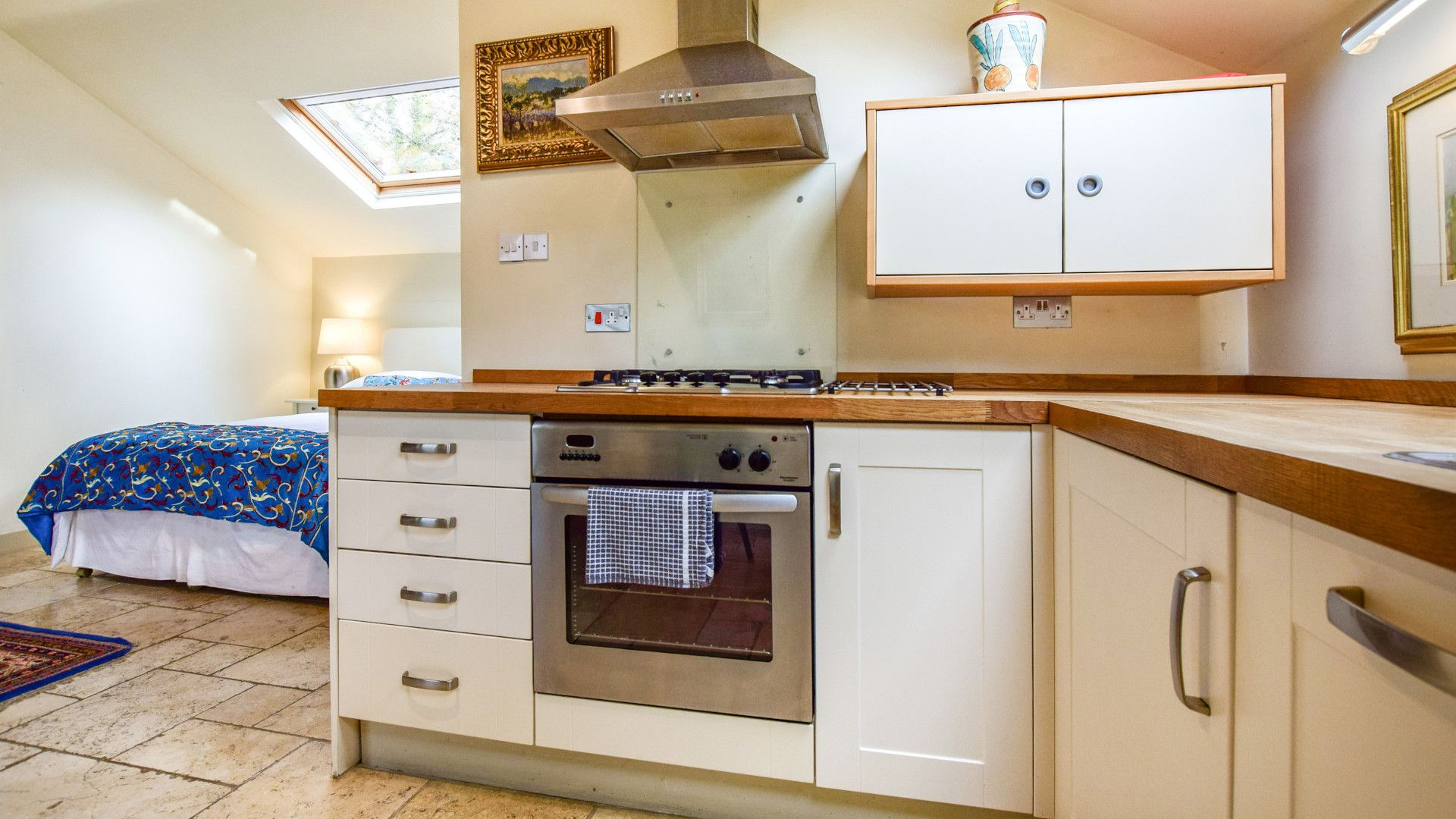 Kitchen, Matara Lodge, Bolthole Retreats