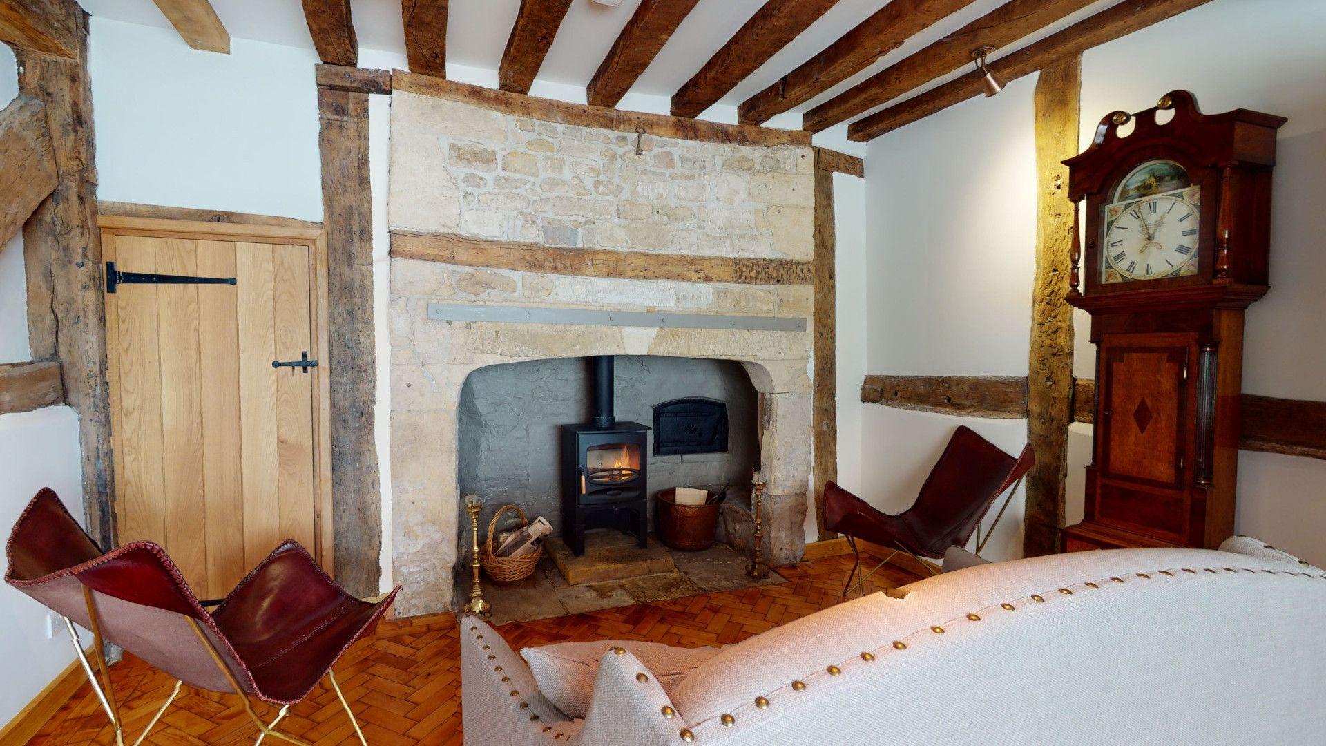 Snug, Mercia House, Bolthole Retreats